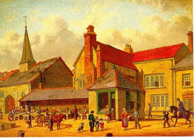 Barnstaple Quay